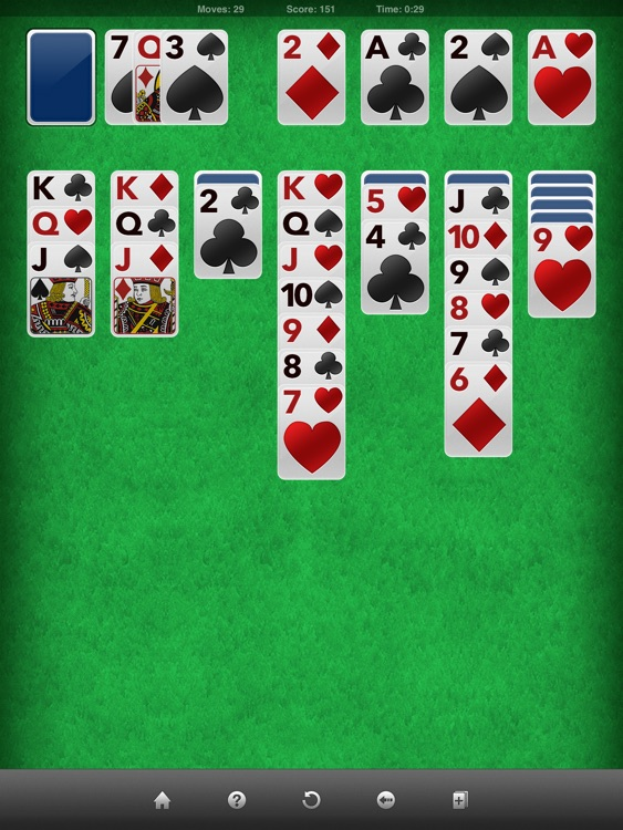 Solitaire HD ∙