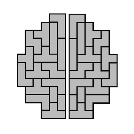 Braintris puzzle tetris world