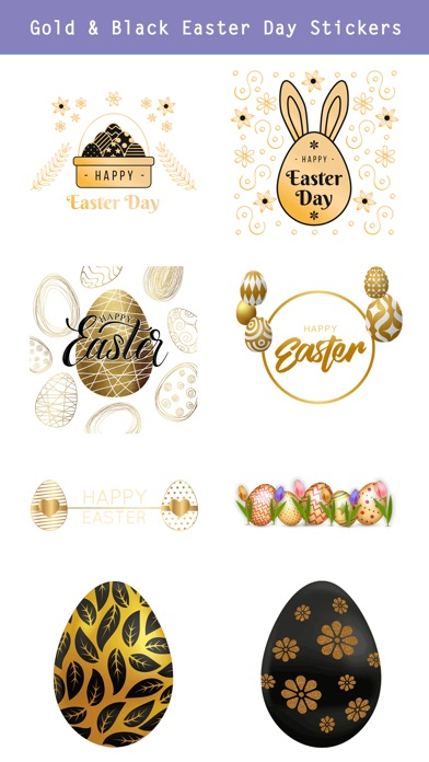 Glittering & Gold Easter Day screenshot 3