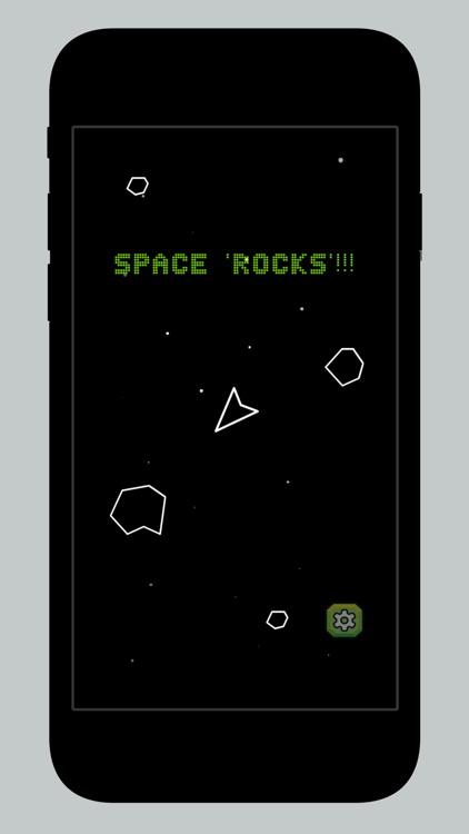 Space 'Rocks'!