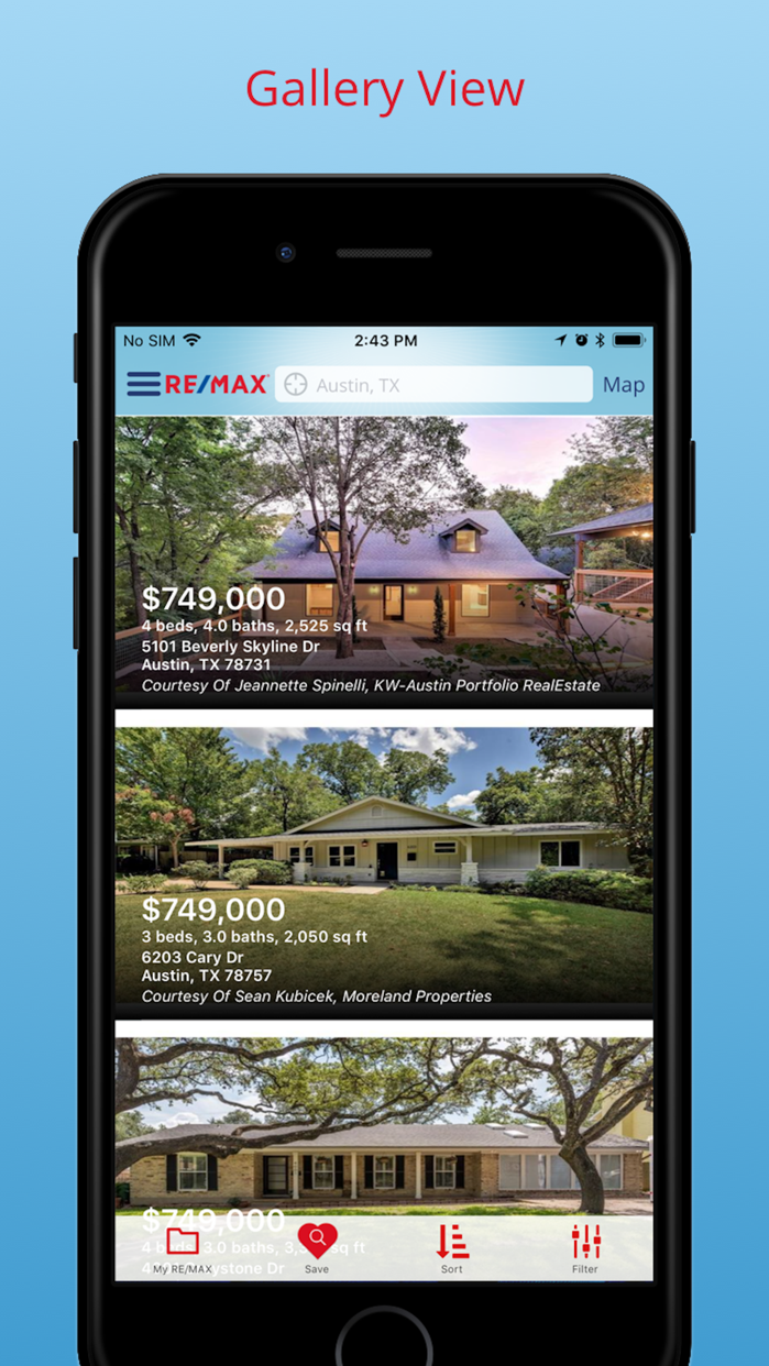 RE∕MAX Real Estate Search (US) Screenshot