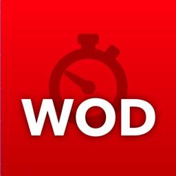 WODRed - WOD Timer