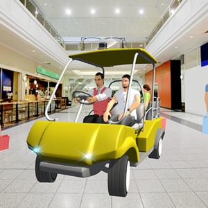 Shopping Taxi Simulator