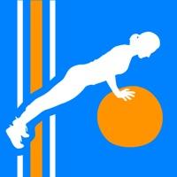 Virtual Trainer ジムボール