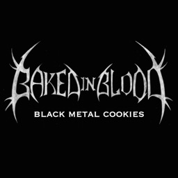 Baked In Blood Cookies & Cake