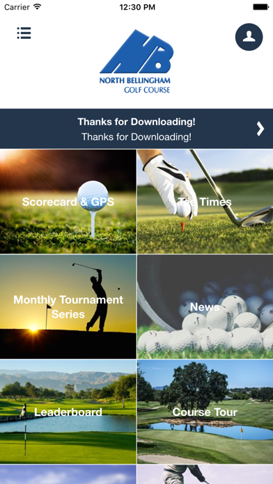 North Bellingham Golf Course screenshot 2