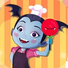 Activities of Vampirinas lollipop factory