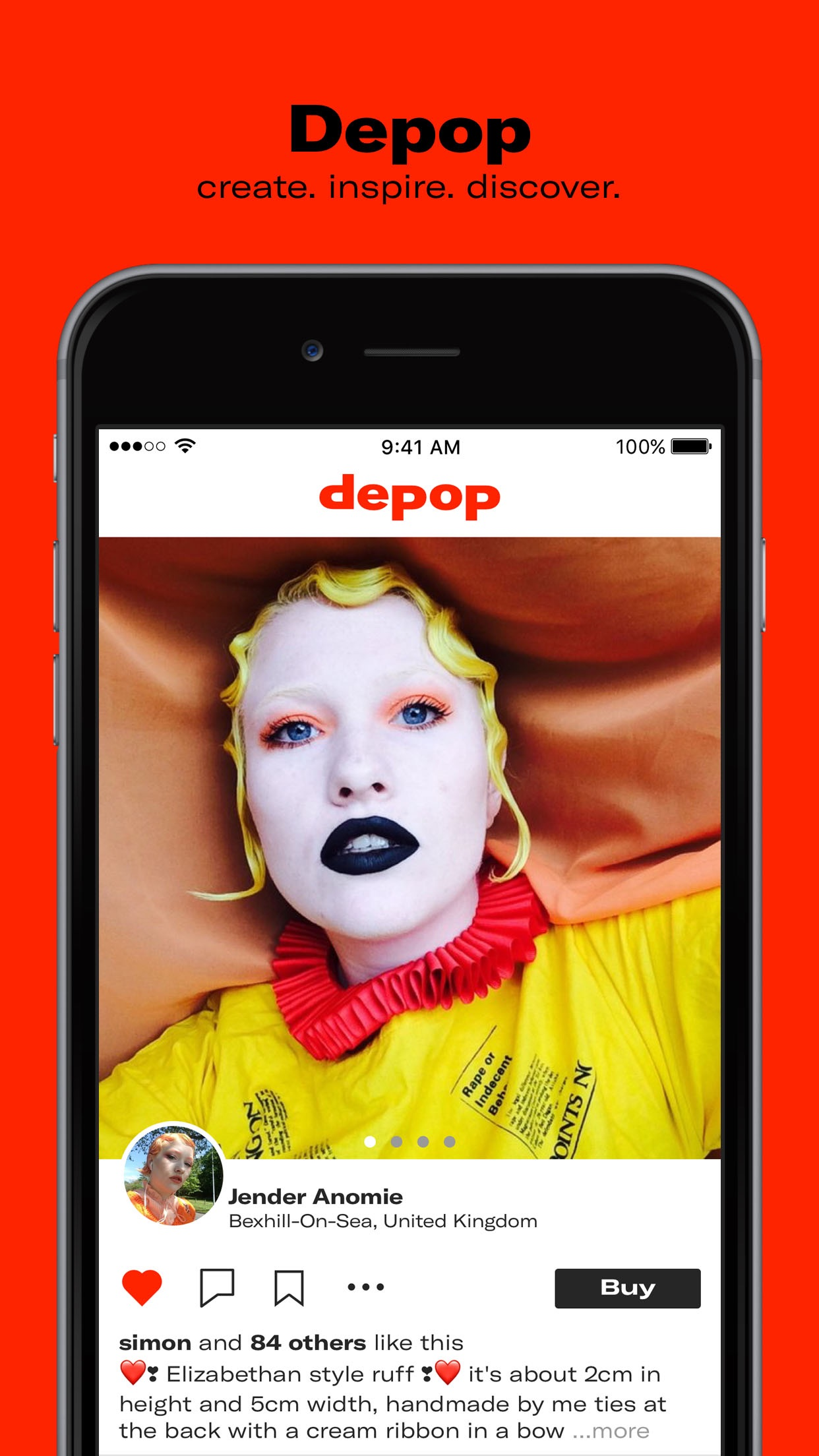 Depop Screenshot