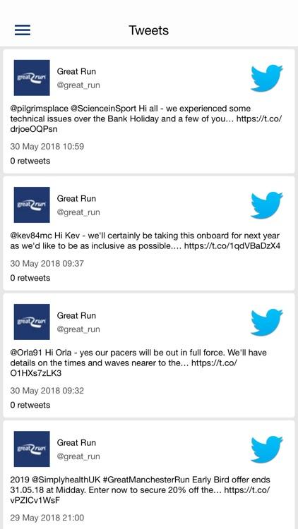 Great Run: Running Events screenshot-3