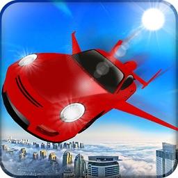 Extreme Car Flying Pilot pro