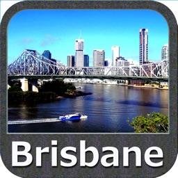Brisbane GPS Map Navigator