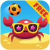 点击获取Mr. Crab - Beach Soccer