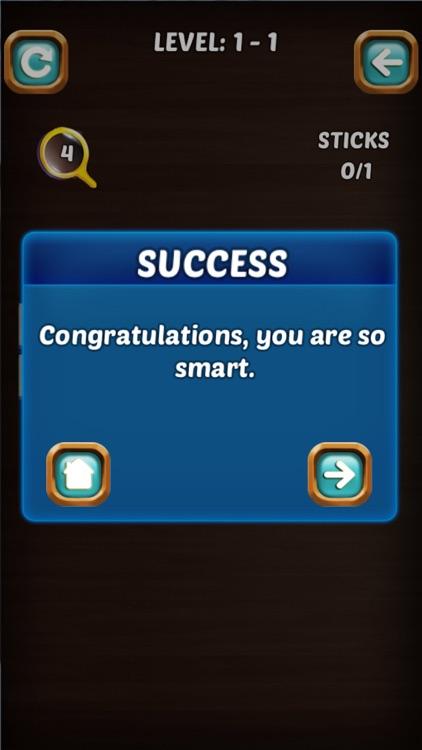 Math Stick Match Puzzle screenshot-9