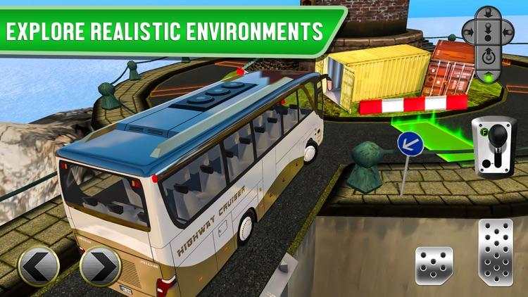 Ferry Port Car Parking Simulator