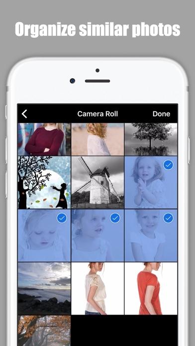 Как скрыть фото приложение указателе стрелке