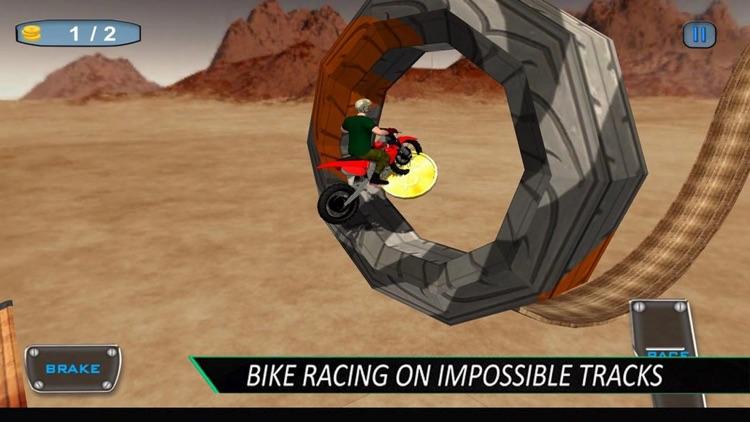 Motorbike Stunt Hero Advance