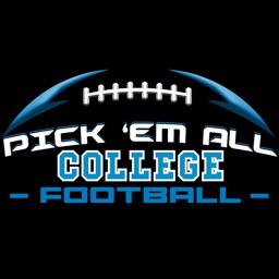 Pick 'Em All NCAA Football