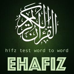 eHafiz Quran - Hifz Test Word to Word