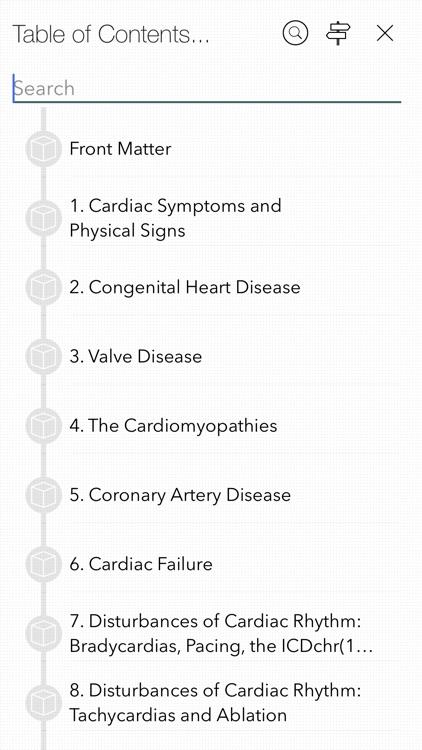 Swanton's Cardiology screenshot-9