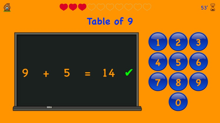 Learn Addition Tables screenshot-4