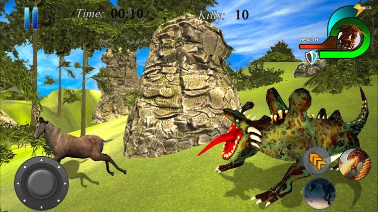 Flying Dragon Simulator 2017 screenshot-3