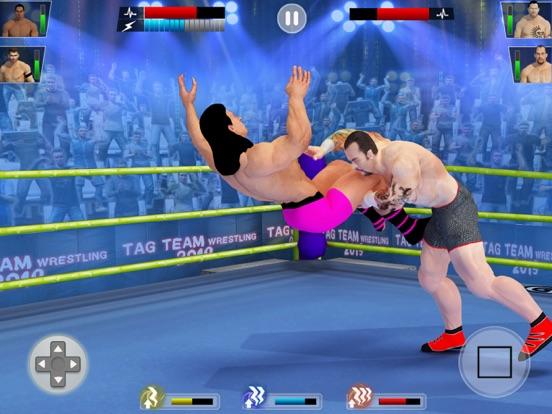 Real Wrestling Revolution 3d screenshot 12