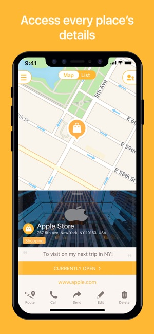 Mapstr the map of your world on the app store mapstr the map of your world on the app store gumiabroncs Choice Image