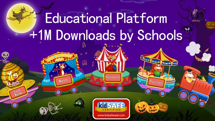 Joyland- Early Learning Games