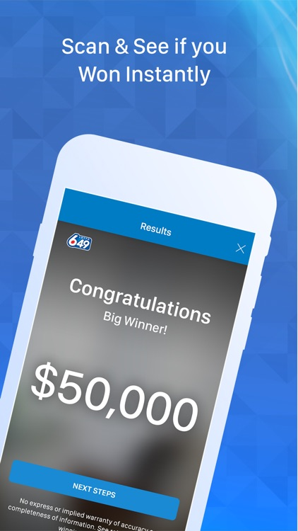 OLG Lottery screenshot-2