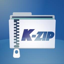 K-Zip - Zip Unzip Unrar tool