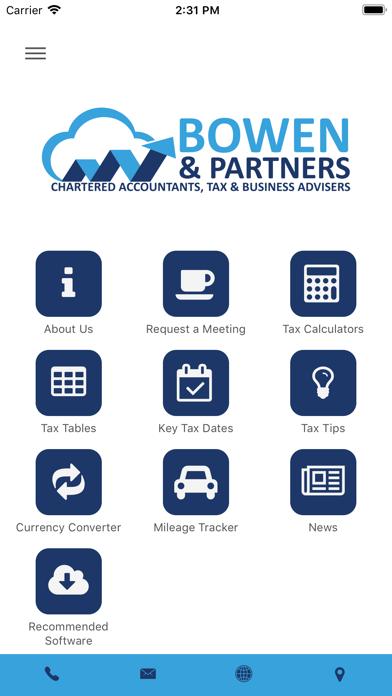 Bowen & Partners - Accountants screenshot one
