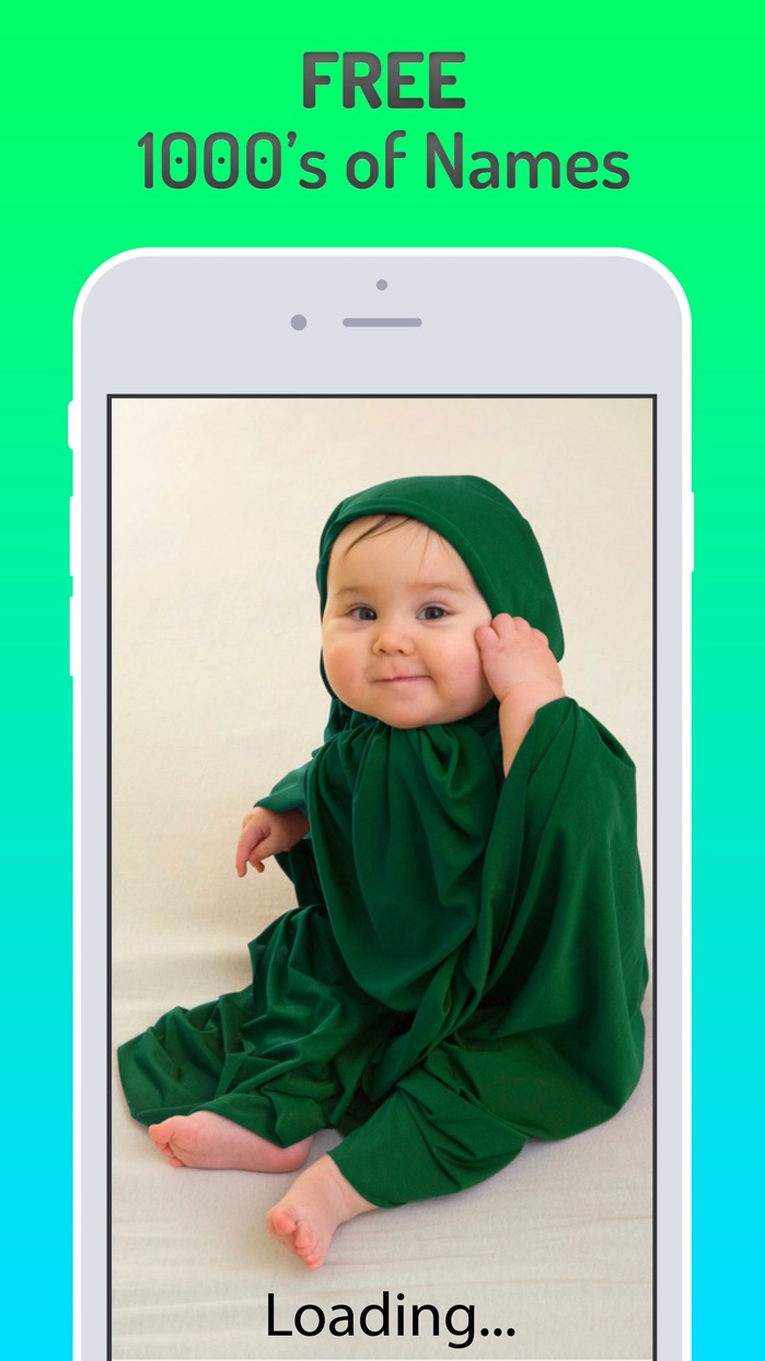 Muslim Baby Names - Islamic names with Meaning Screenshot