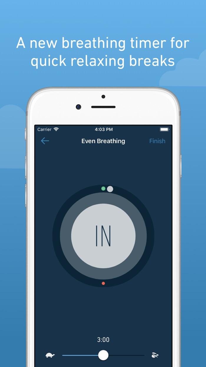Stop, Breathe & Think Screenshot