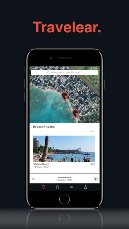 Travelear: Listen to the World screenshot-4