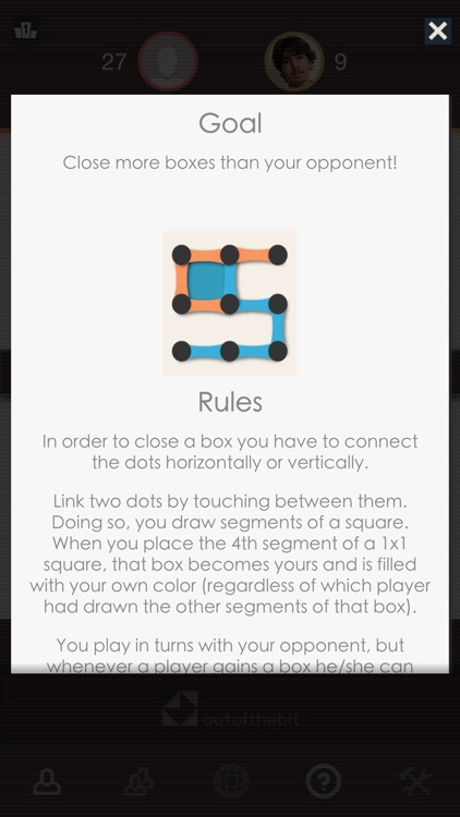 Dots and Boxes - Classic Games screenshot-3