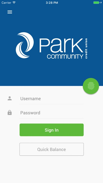 Park Community CU Mobile screenshot-0