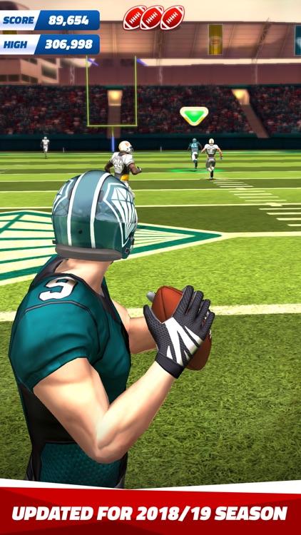 Flick Quarterback 19 screenshot-0