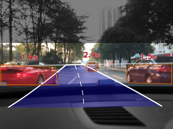 Pre-Crash Dash Camera 2in1 screenshot 5