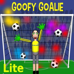 Goofy Goalie soccer game