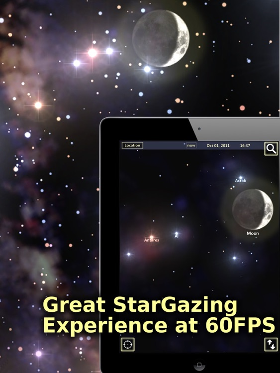 StarTracker HD - Mobile SkyMap
