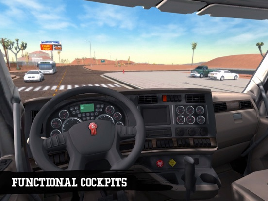 Truck Simulation 19 screenshot 16