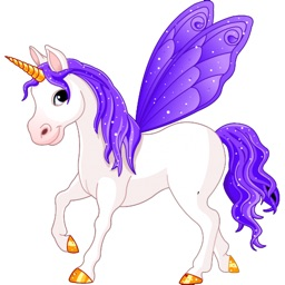 Unicorn Stickers For iMessages