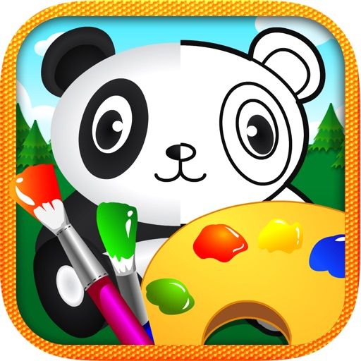 SouthBear Kids' Colouring icon
