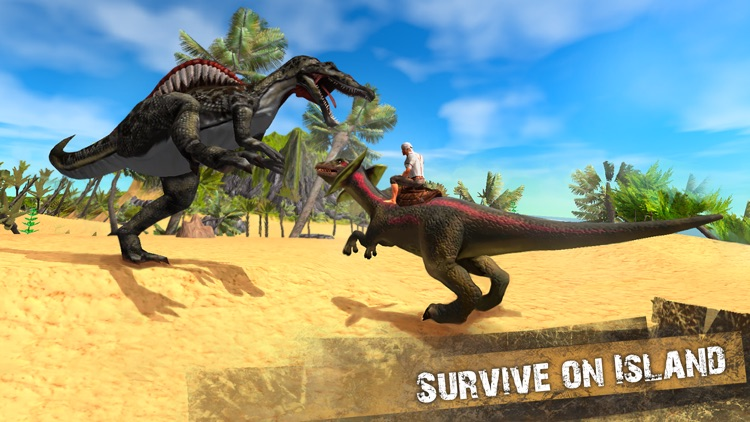 The Ark of Craft - Survival on Dinosaur Island screenshot-4