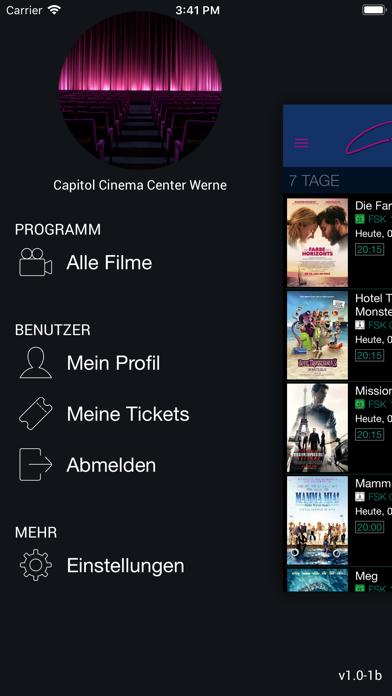 kinoprogramm werne