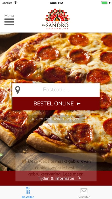 App Shopper Pizzeria Da Sandro Food Drink