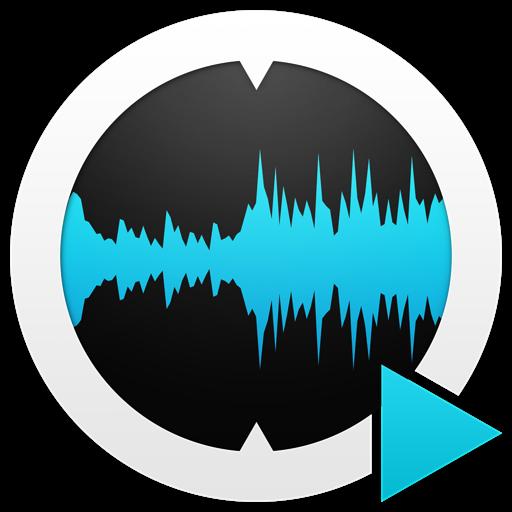 Waveform Cue Pro Audio Player