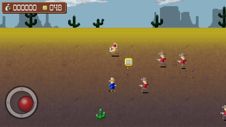 Guns and Riders screenshot-3