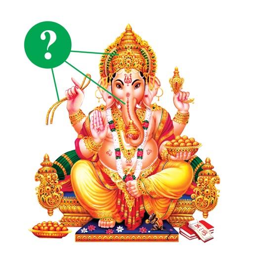 Hindu God Symbology iOS App
