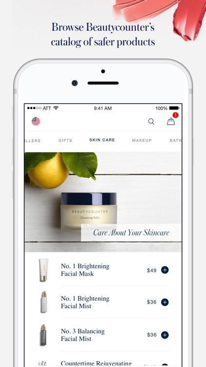 My Counter App - Beautycounter
